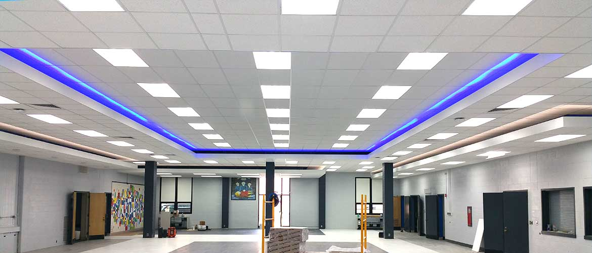 Acoustical Ceilings Cleveland Drywall
